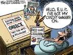 Cartoonist Chip Bok  Chip Bok's Editorial Cartoons 2015-06-26 Europe