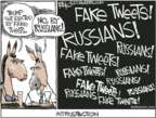 Cartoonist Chip Bok  Chip Bok's Editorial Cartoons 2017-03-20 Russia