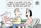 Cartoonist John Branch  John Branch's Editorial Cartoons 2011-08-09 poor