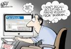 Cartoonist John Branch  John Branch's Editorial Cartoons 2012-05-08 Facebook