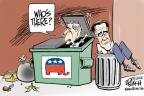 Cartoonist John Branch  John Branch's Editorial Cartoons 2012-11-21 2012 election