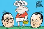 Cartoonist John Branch  John Branch's Editorial Cartoons 2014-04-18 Easter egg