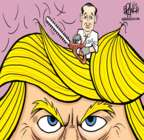 Cartoonist John Branch  John Branch's Editorial Cartoons 2015-12-15 Ted Cruz