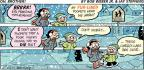 Comic Strip Jay Stephens Bob Weber, Jr.  Oh, Brother! 2011-02-06 cold