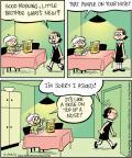 Cartoonist Jay Stephens Bob Weber, Jr.  Oh, Brother! 2011-02-25 little