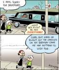 Cartoonist Jay Stephens Bob Weber, Jr.  Oh, Brother! 2011-03-18 brother