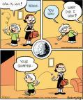 Cartoonist Jay Stephens Bob Weber, Jr.  Oh, Brother! 2011-03-30 do