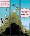 Cartoonist Jay Stephens Bob Weber, Jr.  Oh, Brother! 2011-04-16 maybe