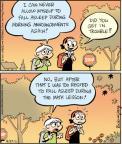 Cartoonist Jay Stephens Bob Weber, Jr.  Oh, Brother! 2011-04-27 do