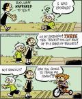 Cartoonist Jay Stephens Bob Weber, Jr.  Oh, Brother! 2011-07-11 bud