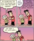 Cartoonist Jay Stephens Bob Weber, Jr.  Oh, Brother! 2011-07-20 Oh my