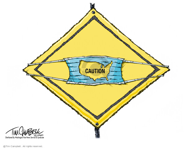 Tim Campbell  Tom Campbell Editorial Cartoons 2021-04-01 editorial