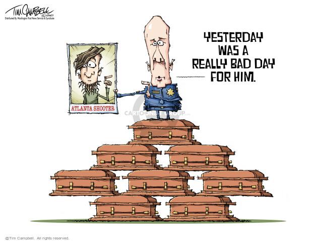 Tim Campbell  Tom Campbell Editorial Cartoons 2021-03-19 editorial