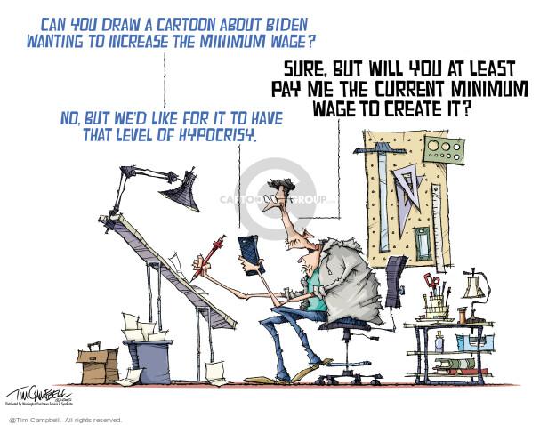 Tim Campbell  Tom Campbell Editorial Cartoons 2021-02-10 Joe