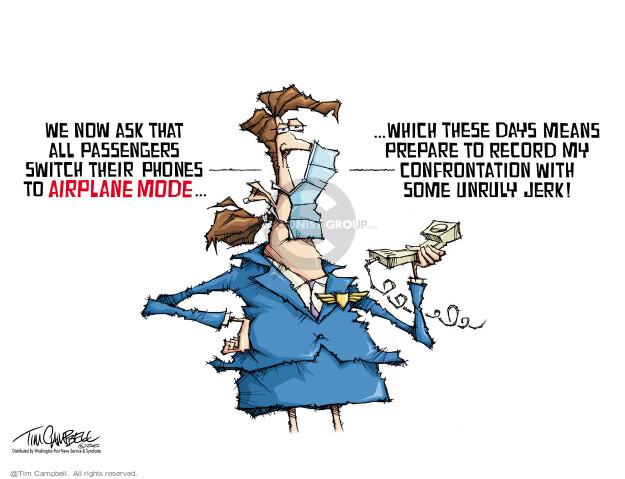 Tim Campbell  Tom Campbell Editorial Cartoons 2021-06-16 transportation