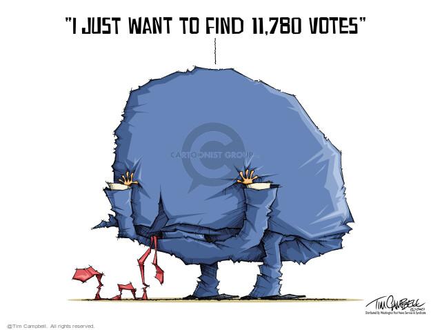 Tim Campbell  Tom Campbell Editorial Cartoons 2021-01-05 election