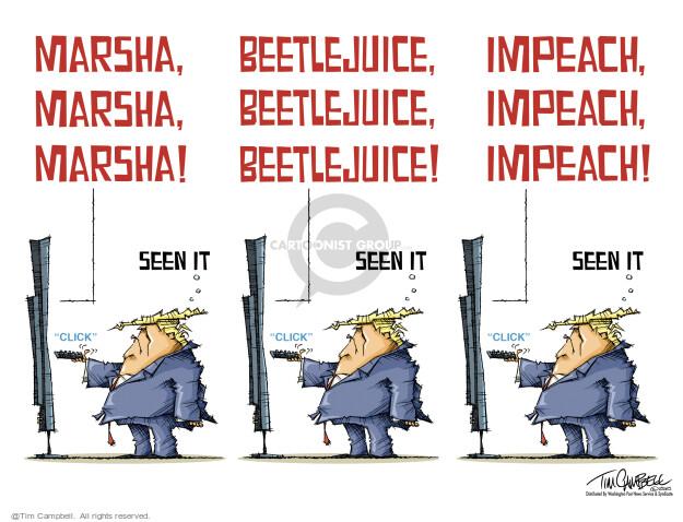 Tim Campbell  Tom Campbell Editorial Cartoons 2021-01-14 Presidency