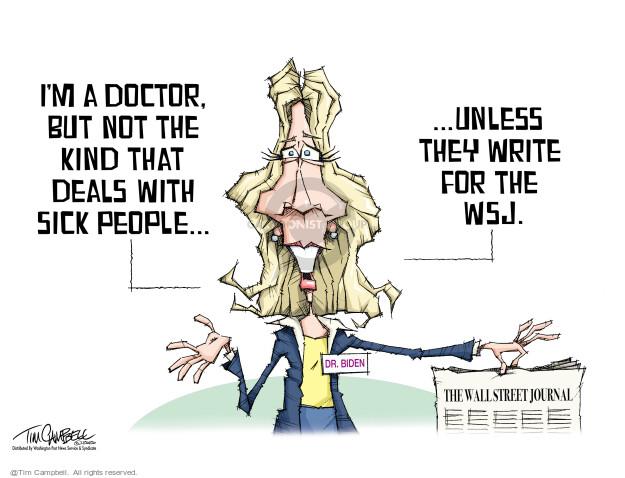 Tim Campbell  Tom Campbell Editorial Cartoons 2020-12-16 Joe Biden