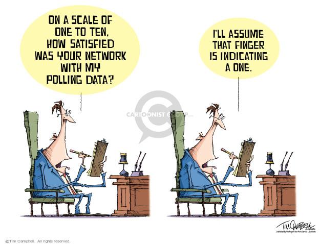 Tim Campbell  Tom Campbell Editorial Cartoons 2020-11-06 election