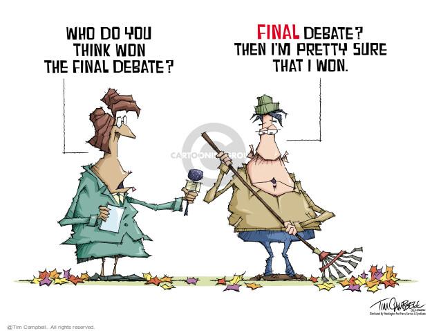 Tim Campbell  Tom Campbell Editorial Cartoons 2020-10-24 do