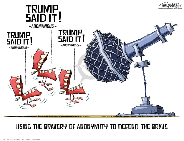 Tim Campbell  Tom Campbell Editorial Cartoons 2020-09-08 Presidency