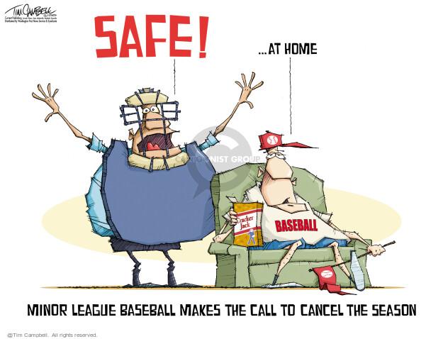 Tim Campbell  Tom Campbell Editorial Cartoons 2020-07-03 editorial