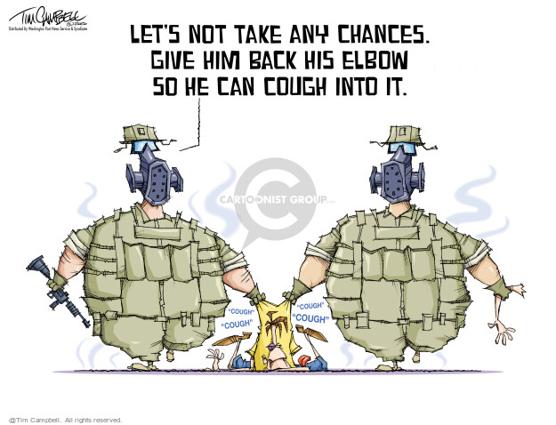 Tim Campbell  Tom Campbell Editorial Cartoons 2020-07-25 Tom