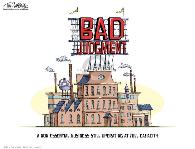 Tim Campbell  Tom Campbell Editorial Cartoons 2020-06-16 full