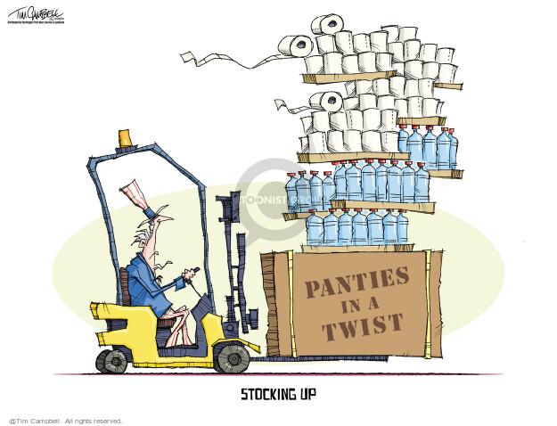 Tim Campbell  Tom Campbell Editorial Cartoons 2020-03-13 editorial