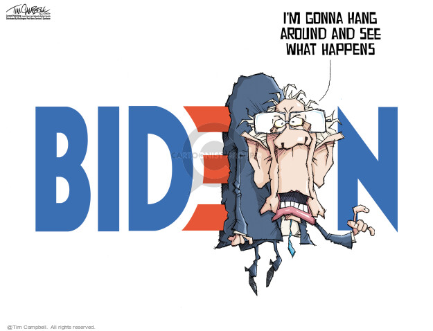 Tim Campbell  Tom Campbell Editorial Cartoons 2020-03-16 Joe