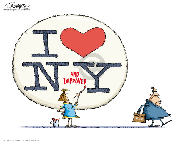 Tim Campbell  Tom Campbell Editorial Cartoons 2021-08-11 Tom