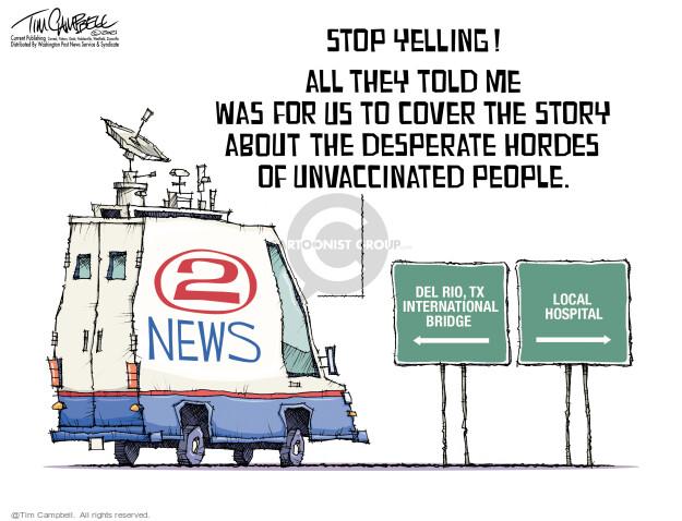 Tim Campbell  Tom Campbell Editorial Cartoons 2021-09-25 medicine