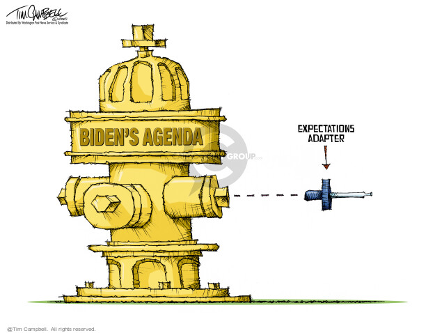Tim Campbell  Tom Campbell Editorial Cartoons 2021-10-01 infrastructure