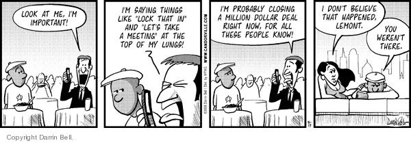 Comic Strip Darrin Bell  Candorville 2008-05-17 setting