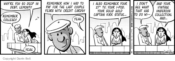 Comic Strip Darrin Bell  Candorville 2008-06-04 electronic