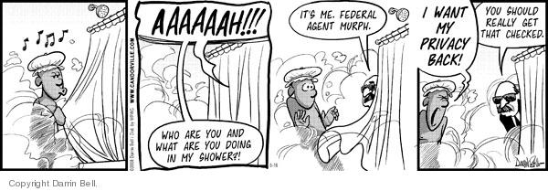 Comic Strip Darrin Bell  Candorville 2008-06-16 Murph