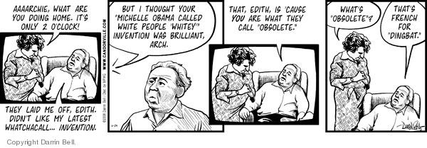 Comic Strip Darrin Bell  Candorville 2008-06-24 dingbat