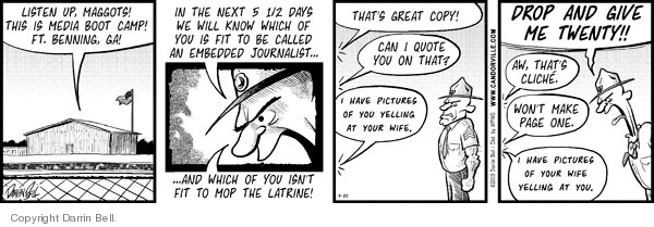 Comic Strip Darrin Bell  Candorville 2008-09-30 qualification