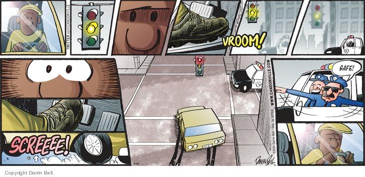 Comic Strip Darrin Bell  Candorville 2009-07-19 brown
