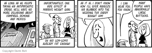 Comic Strip Darrin Bell  Candorville 2010-01-27 massive