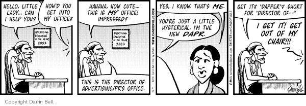 Comic Strip Darrin Bell  Candorville 2010-03-25 chair