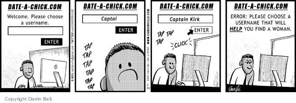 Comic Strip Darrin Bell  Candorville 2010-03-29 man