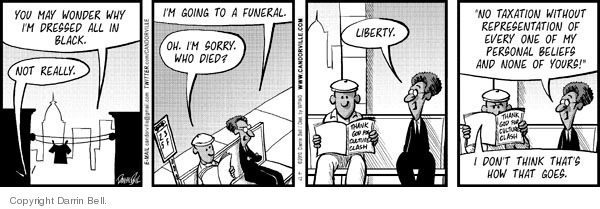 Comic Strip Darrin Bell  Candorville 2010-04-12 laws