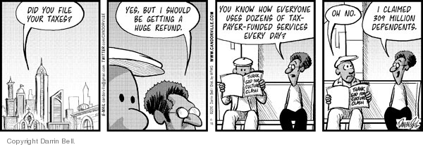 Comic Strip Darrin Bell  Candorville 2010-04-16 tax
