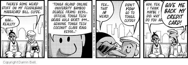 Comic Strip Darrin Bell  Candorville 2010-04-27 genuine