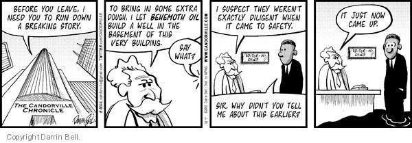 Comic Strip Darrin Bell  Candorville 2010-05-25 earlier