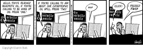 Comic Strip Darrin Bell  Candorville 2010-05-26 machine