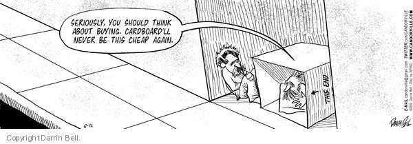 Comic Strip Darrin Bell  Candorville 2010-06-12 cheap