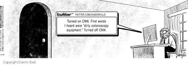 Comic Strip Darrin Bell  Candorville 2010-07-17 network