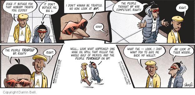 Comic Strip Darrin Bell  Candorville 2010-08-15 professional
